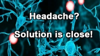 Headache? Solution is close!