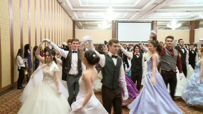 Full steam: an overview of events of the Kazan Federal University.